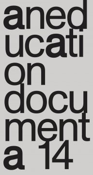 aneducation – documenta 14